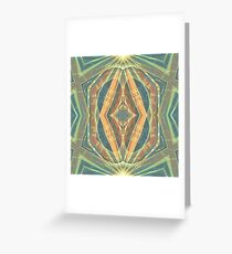The Source - Geometric Greeting Card