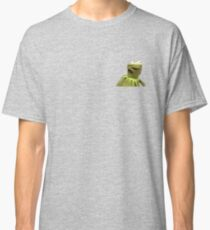 Kermit The Frog The Face Classic T-Shirt
