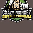 Crazy Monkey Defense by coachrodneyking
