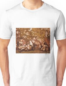 Edward Burne-Jones - Study For the Sleeping Knightsabout 1870 Unisex T-Shirt