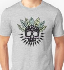 Jungle Bullet Skull T-Shirt