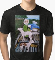 Goodfellas reproduction Tri-blend T-Shirt