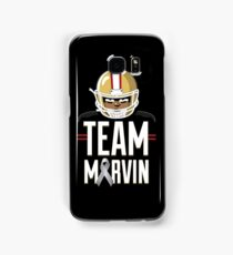 Team Marvin phone cases Samsung Galaxy Case/Skin