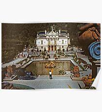 Schloss Linderhof, Upper Bavaria Poster
