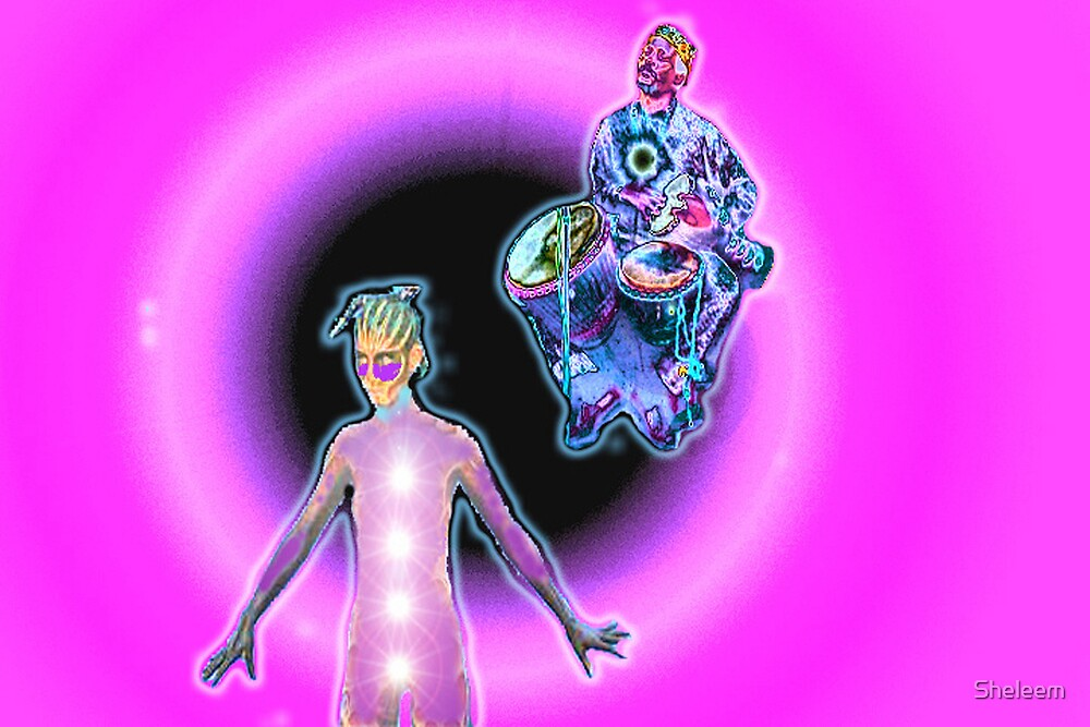 Kosmik Kundalini Dance by Sheleem