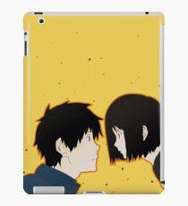 Welcome to the NHK - Simplistic iPad Case/Skin