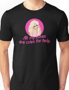 Trixie Mattel Jokes - Rupaul's Drag Race Unisex T-Shirt