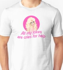 Trixie Mattel Jokes - Rupaul's Drag Race T-Shirt