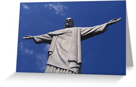 Cristo Redentor by Zoltan
