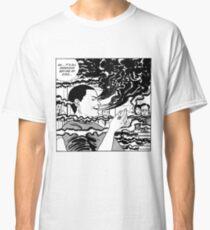 Junji Ito - The Smoking Club Classic T-Shirt