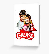 grease 2 Greeting Card