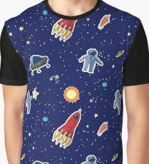Cosmic fantasy Graphic T-Shirt