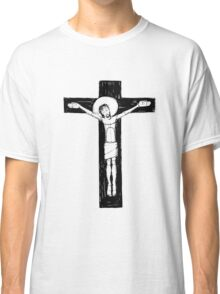 Jesus Christ at the Cross Classic T-Shirt