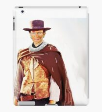 A Fistful of Jabots iPad Case/Skin
