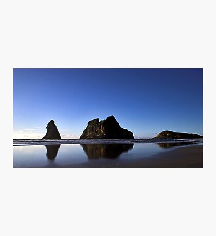 Archway Islands Reflection Photographic Print