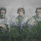 trio by angel strehlen