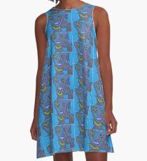 beyond bonding A-Line Dress