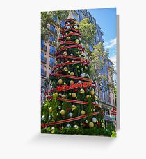Xmas in Melbourne Greeting Card
