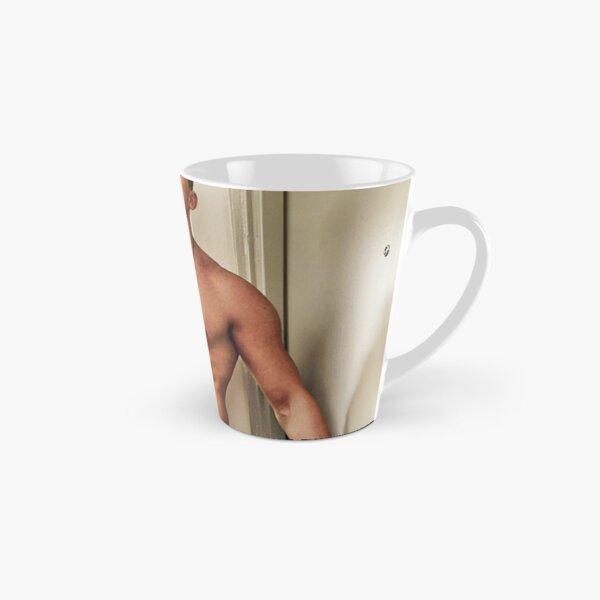 Channing Tatum Shirtless Tall Mug