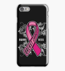 BREAST CANCER-Cancer Awareness iPhone Case/Skin