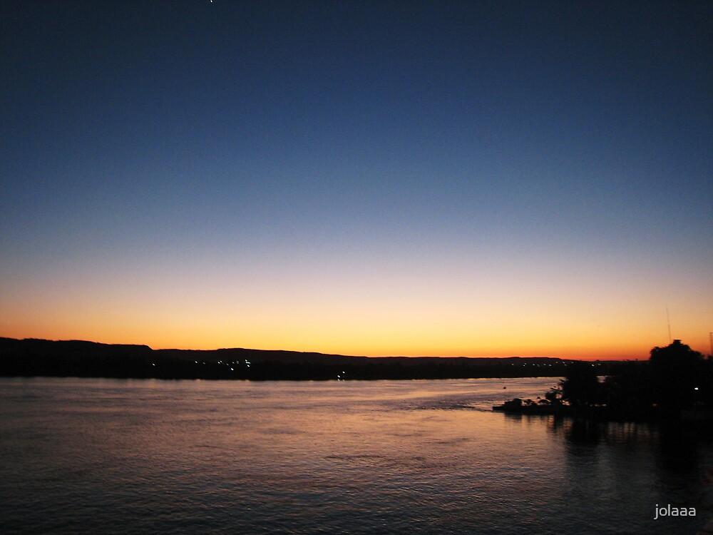 Nile River by jolaaa