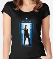 The 12th Doctor Fitted Scoop T-Shirt