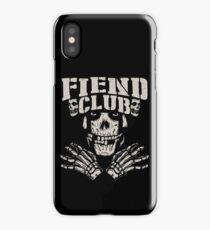 bullet fiend club iPhone Case/Skin