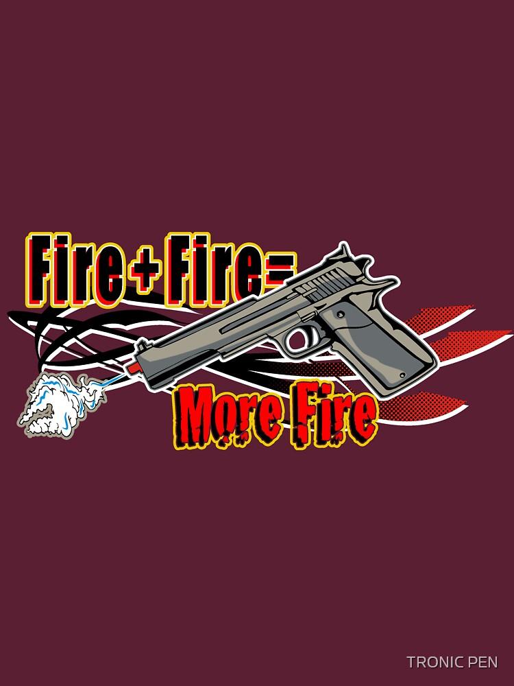 Fire plus Fire by will787pr
