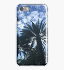 MIAMIs PALM TREES  iPhone Case/Skin