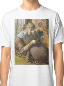 Edgar Degas - At The Milliners 2 Classic T-Shirt