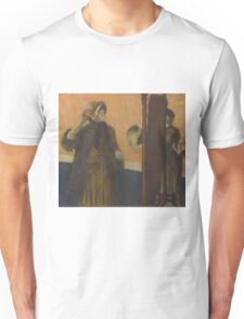 Edgar Degas - At The Milliners Unisex T-Shirt
