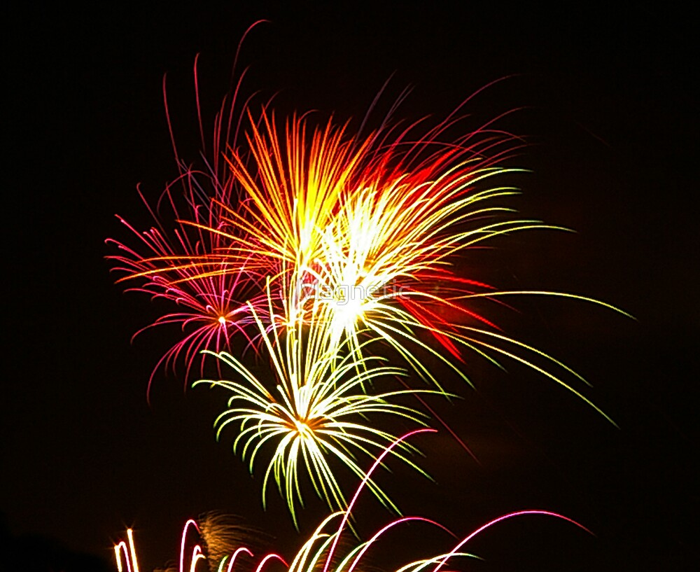 Fireworks 1 by Magnetic