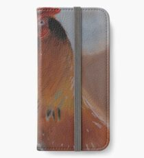 The Rooster iPhone Wallet/Case/Skin