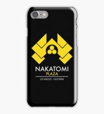 Nakatomi Plaza iPhone Case/Skin