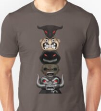 Totem of the Metal Mascots T-Shirt