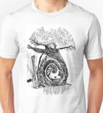 KELKIRK ST. B&W mother boab T-Shirt