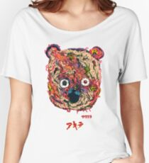 AKIRA Bear - Manga Anime Women's Relaxed Fit T-Shirt