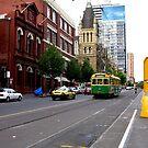 Melbourne # 3 by Virginia McGowan