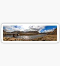 Findhorn Valley Sticker