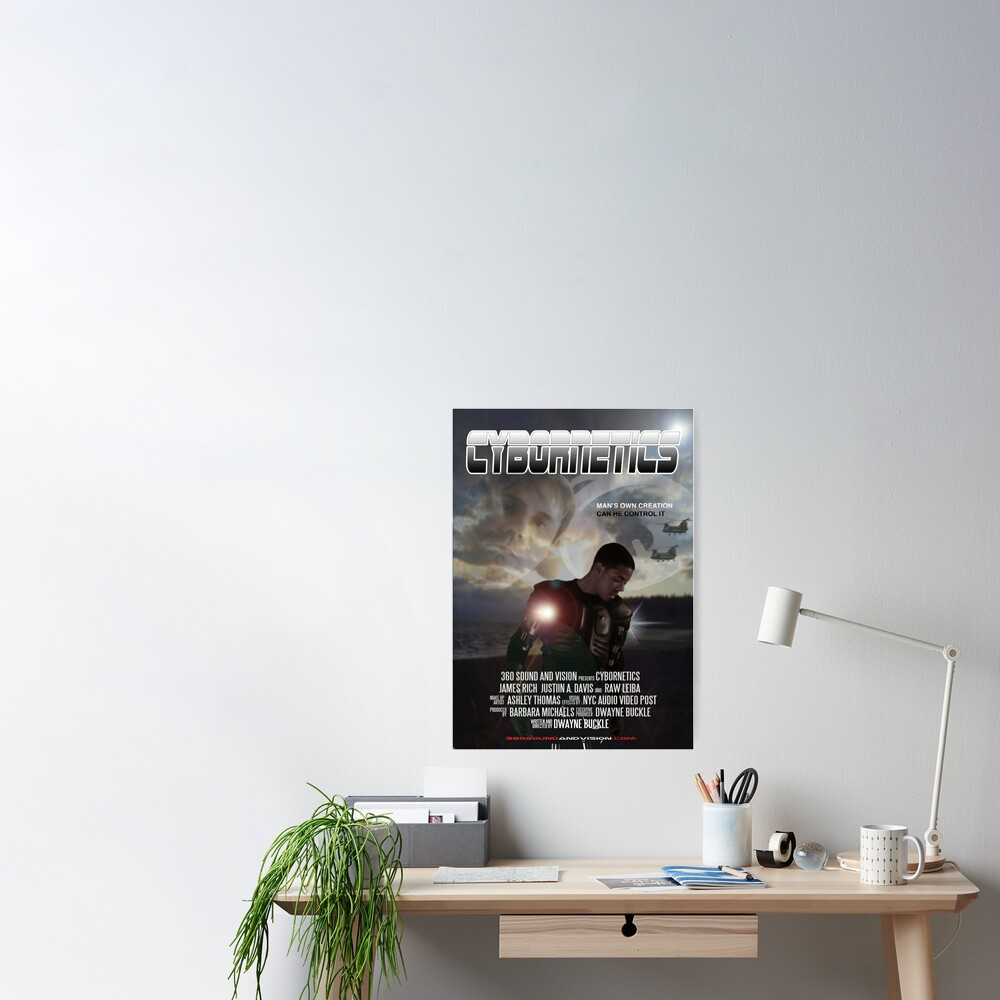 Cybornetics - One Sheet Poster Poster