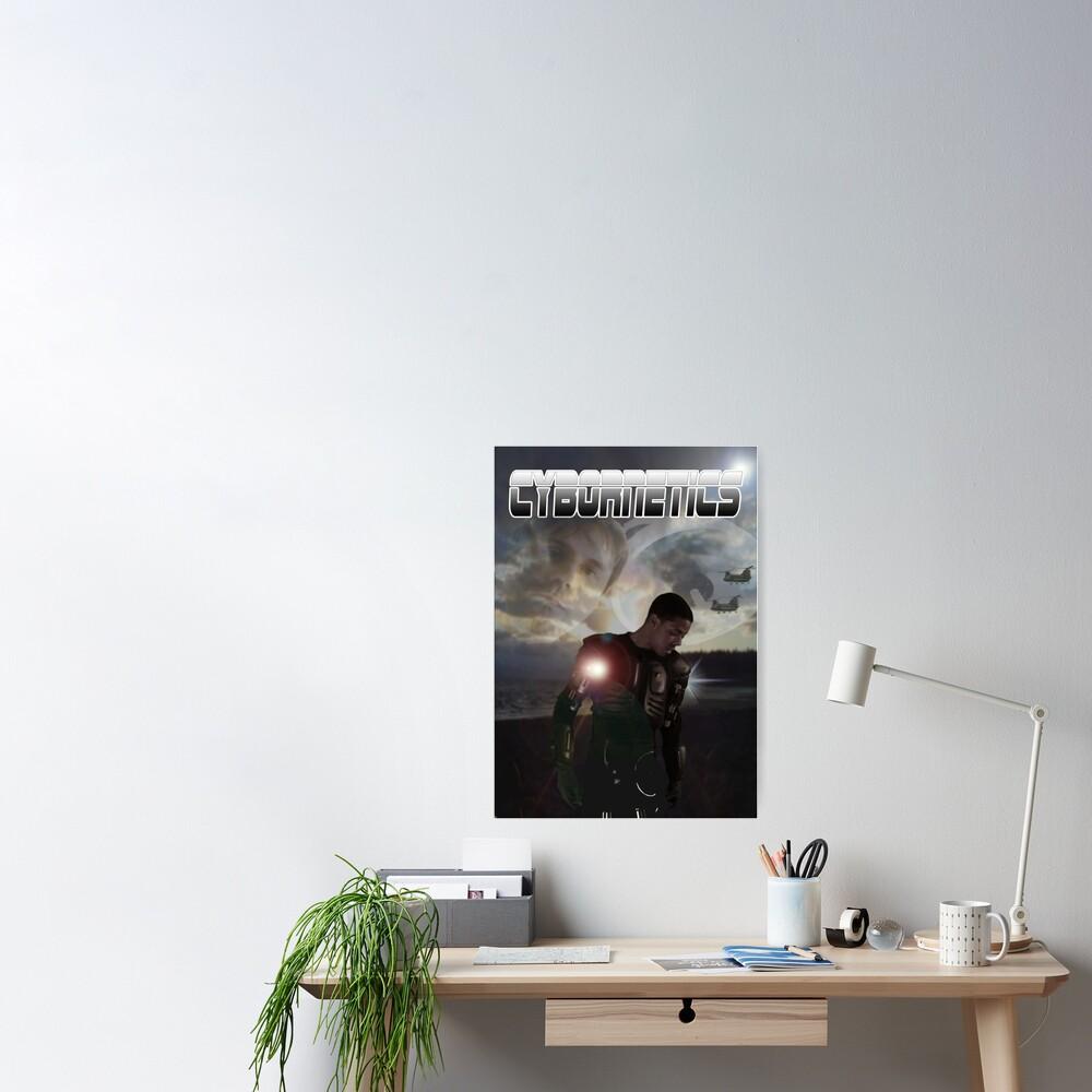 CYBORNETICS  Poster