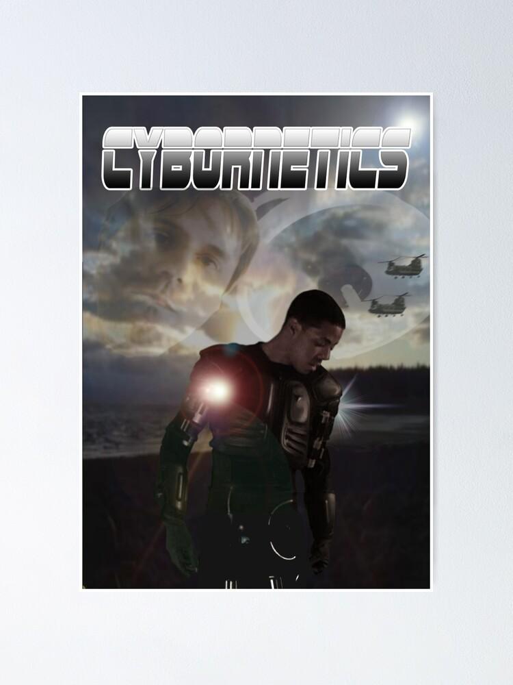 Alternate view of CYBORNETICS  Poster