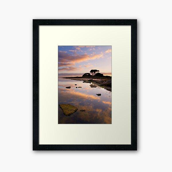 Point Henry Sunrise Framed Art Print