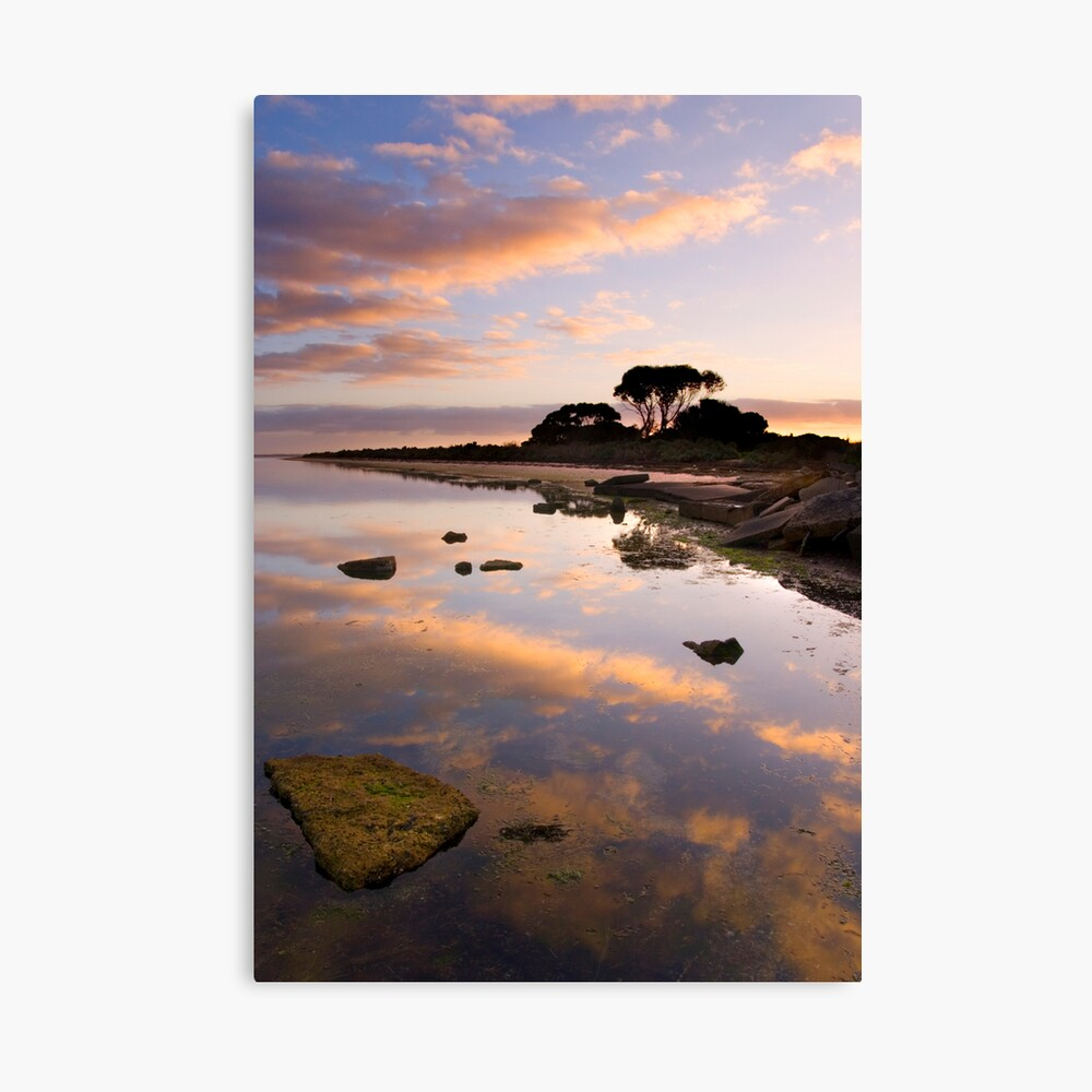 Point Henry Sunrise Canvas Print
