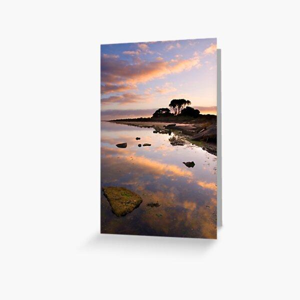 Point Henry Sunrise Greeting Card