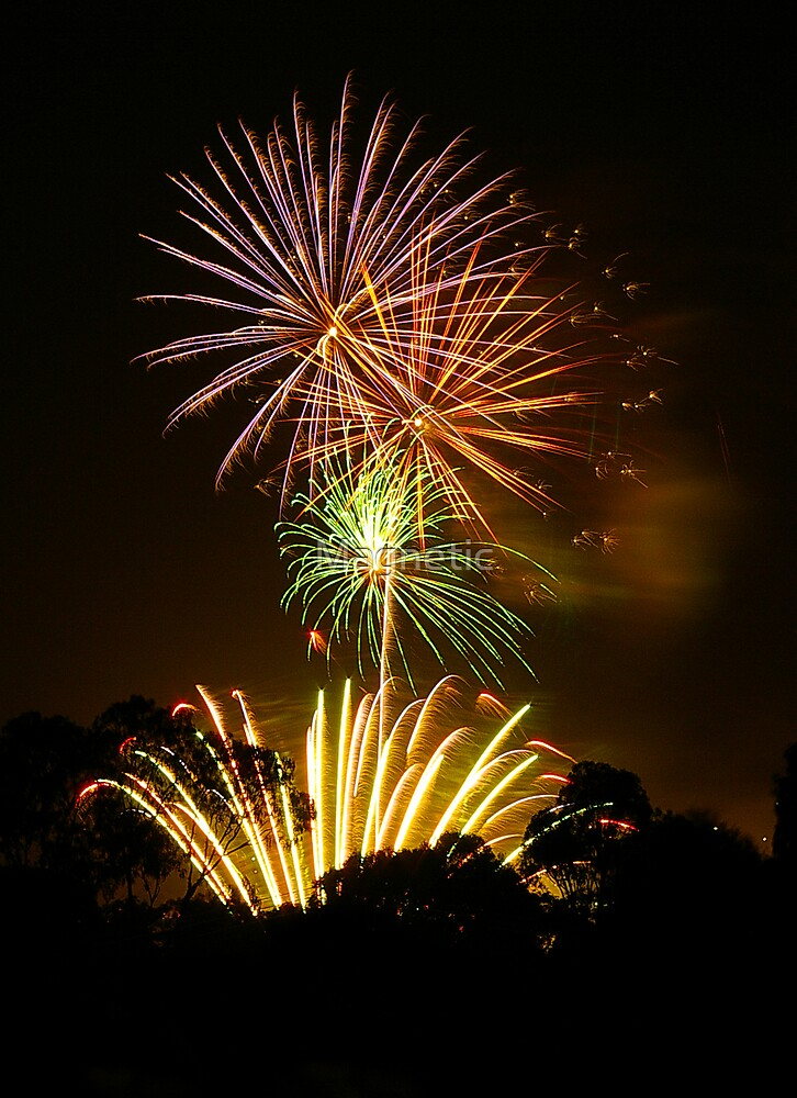 Fireworks 6 by Magnetic
