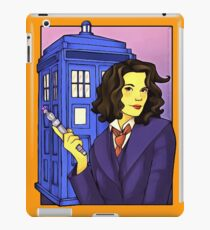 13th doctor who iPad Case/Skin