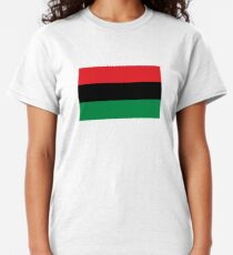 Pan-African Flag  Classic T-Shirt