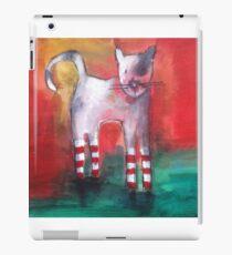 WALLY CAT iPad Case/Skin