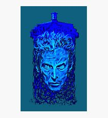 the timelord Photographic Print